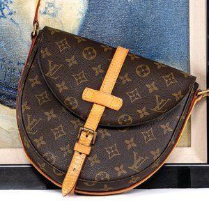 Louis Vuitton Bags - LOUIS VUITTON Chantilly MM Cross Body Shoulder Bag